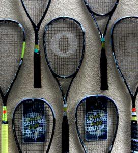 Squash spielen im Sports Up Darmstadt
